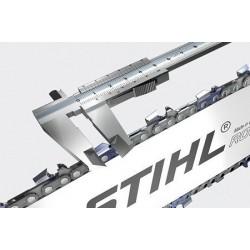 Как да изберем верига и шина за резачка STIHL
