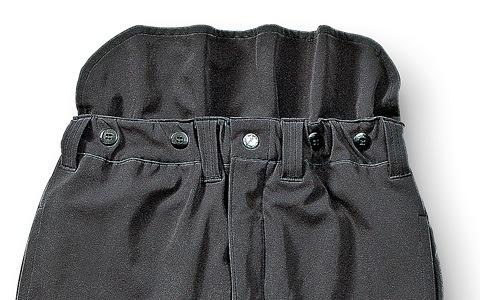 Облекло с ластичен колан