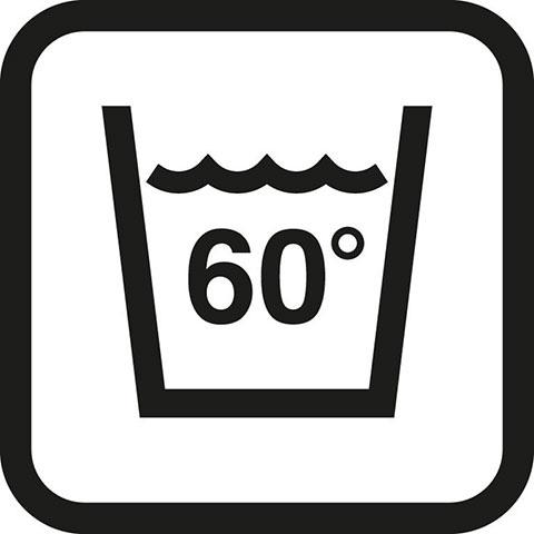Пране при 60 градуса