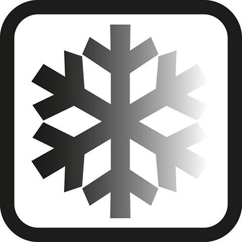 Материя със защита от студ